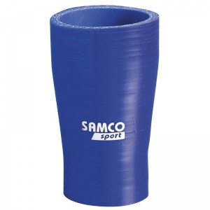 Samco Sport silicone hose air/water Ø102>76mm 152mm straight