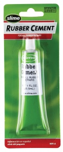 Slime rubber cement lijm tube 29,5 ml