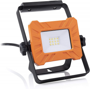Smartwares worklight FCL-76003led 10 Watt 45 cm black/orange