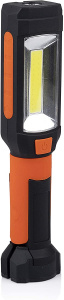 Smartwares work light FTL-70006 LED 4W 22 cm orange/black