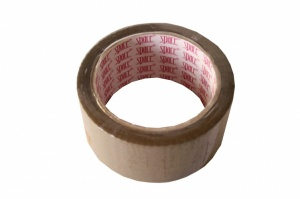 Space Brown Tape pro Rolle