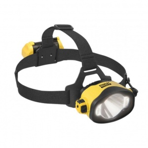 Stanley headlamp LED with headband 280 lumens yellow