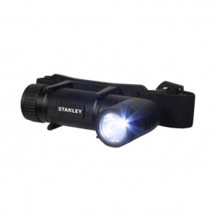 Stanley headlamp LED with headband 280 lumens black