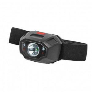 Stanley lED headlamp with headband 7.5 cm grey