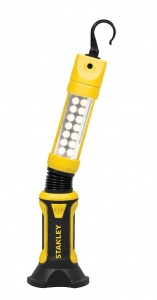 Stanley portable lamp with hook 90 lumens 30 cm yellow