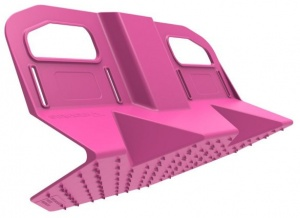 Stayhold Sidekick luggage support 30,5 x 20,5 x 19,5 cm pink