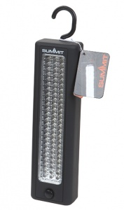 Summit work light led 22 cm black
