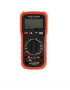 Thomson digitale multimeter schokbestendig 8 functies