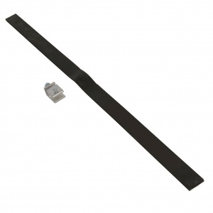 TOM anti-static strip Mister 45 cm rubber black