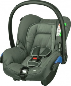 Maxi-Cosi baby car seat Citi group 0+ green