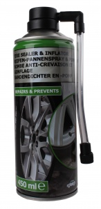 TOM Protecton bandenreparatie-spray 450 ml