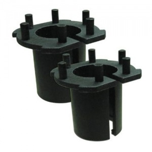 TOM xenon mounting adapters Opel/Mazda H7 2-piece set