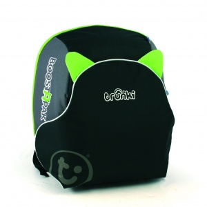Trunki BoostApak 2-in-1 car seat and backpack