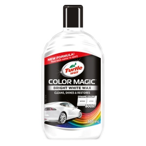 Turtle Wax 52712 Color Magic Bright White kleurwas 500ml