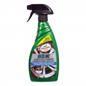 Turtle Wax 52854 All Wheel Cleaner Redline velgenspray 500ml