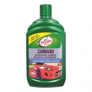 Turtle Wax 52857 GL Carnauba Car Wax 500ml
