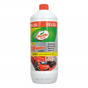 Turtle Wax 52880 Zip Wax shampoo 1.5 L