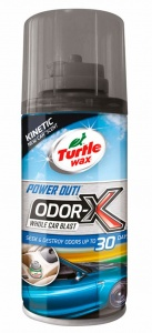 Turtle Wax 53083 Power Out Odor-X Whole Blast - New Car 100 ml