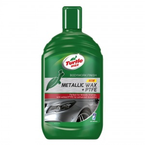 Turtle Wax FG8222 Metallic Wax+Ptfe 500ml