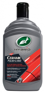 Turtle Wax Hybrid Solutions Ceramic Polish & Wax 500 ml - 53352
