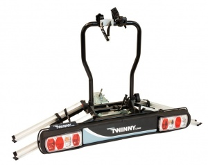Twinny Load fietsendrager e-Carrier Basic Swing 2 fietsen