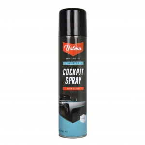Valma R25H Cockpit spray High Gloss 400ml