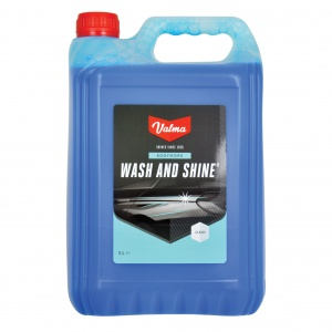 Valma T63B Wash and Shine shampoo 5 Ltr