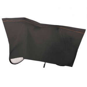 VK bicycle cover indoor black 220 x 110 cm