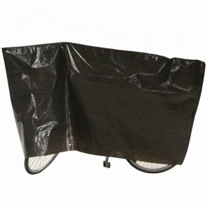 VK Bicycle Cover Black Only