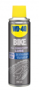 WD-40 lubrifiant All Conditions spray gris 250 ml