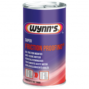 Wynn's olie-additief Super Friction Proofing 325 ml