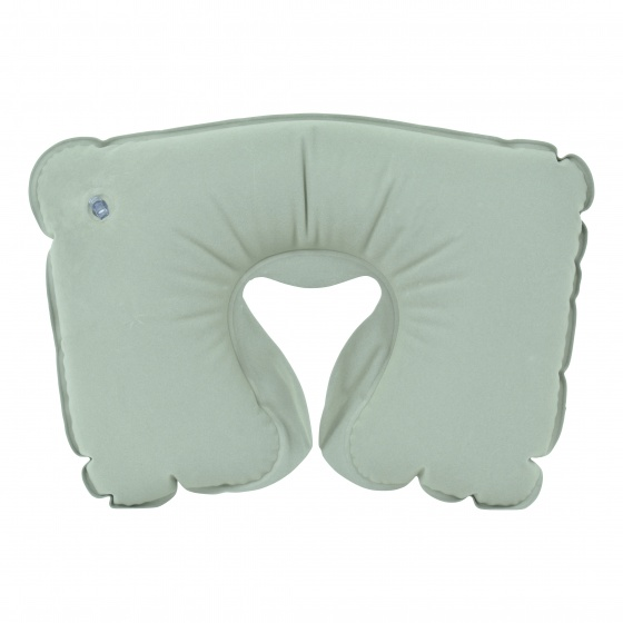 Carpoint coussin appui-tête gonflable 25 cm beige