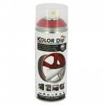 Kolor Dip spuitfolie metallic rood 400 ml